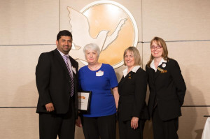 Členové scientologické církve stojící za programem propagace lidských práv v Austrálii