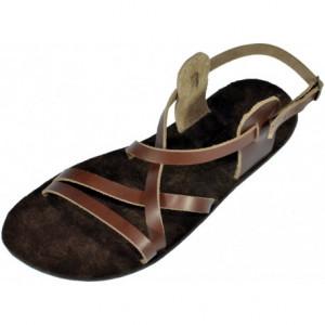 Dámské a pánské kožené sandály